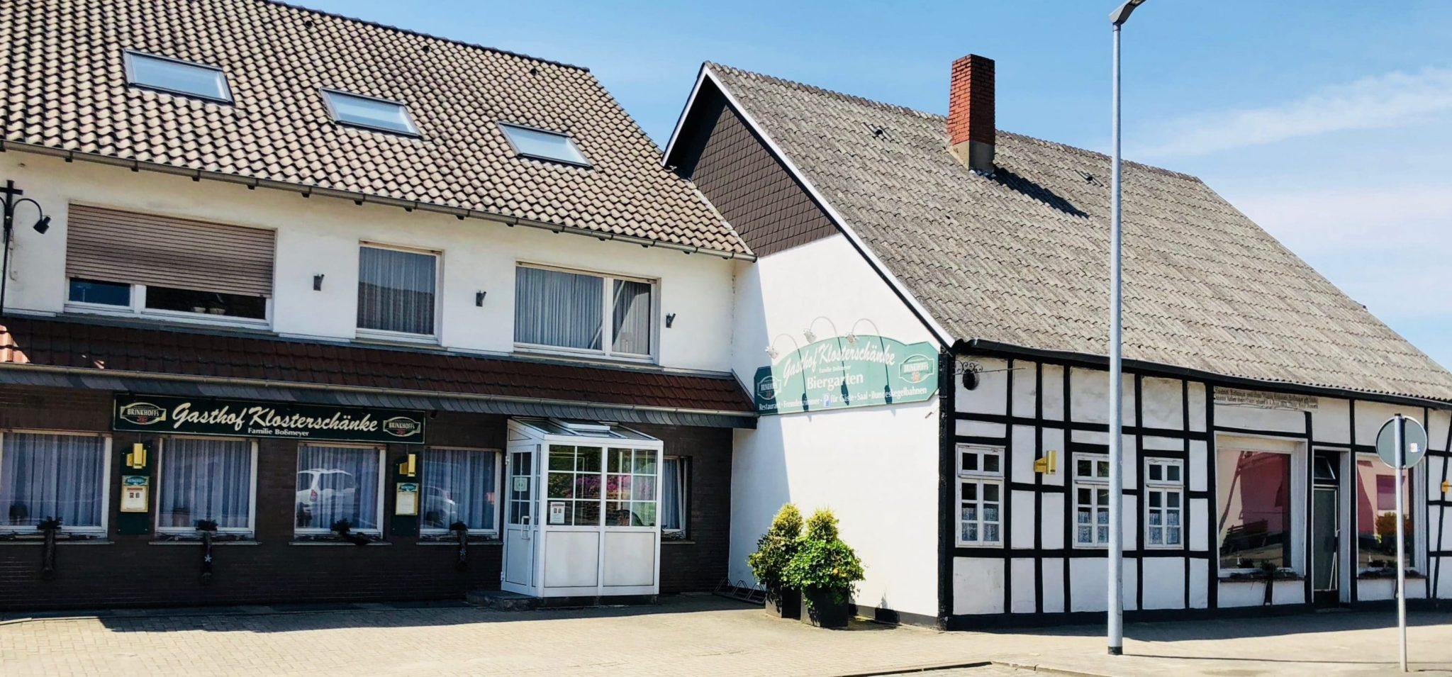 Klosterschänke | Willkommen bei Familie Boßmeyer